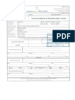 Formwork Material