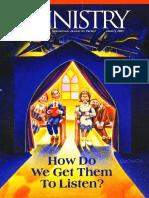 Ministry Magazine January 2001
