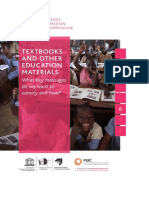 Textbooks and other education materials