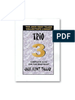 Jack Kent Tillar - TRIO