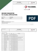 Cookies_Review Parameter Setting Q3-2016