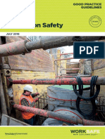 Excavation Safety GPG