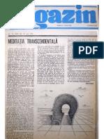 articole despre MT in Magazin - cu Ion Tugui