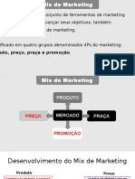 Estratégias Do Marketing Mix