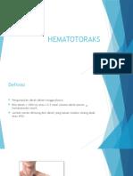 HEMATOTORAKS
