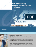 Future of Pharmacy Factors for Success 2015