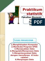 Bab i Pengenalan Statistik & Spss 2o14