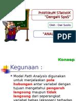 Bab v Analisis-jalur Spss 2014