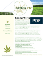 CannaFX HomeoPlus DataSheet r9lr