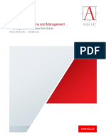 Oracle _ Hybrid IT Operations Management (White Paper) _ 2016