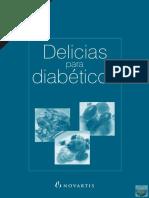 Varios - Delicias Para Diabeticos