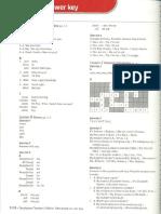 Touchstone 1 (2nd Edition) - Workbook Answer Key (1)