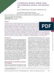 Mega - Molecular Evolutionary Genetics Analysis