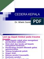 cedera kepala-dr wiwin.ppt