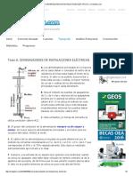 Tema 8. Generalidades de Instalaciones Eléctricas. _ Civilgeeks