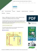 Tema 10. Métodos De_ Puentes y Corto Circuito Para Controlar Lámparas Desde Dos Lugares. _ CivilGeeks