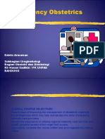 Emergency Obstetrics - dr.Edwin.ppt