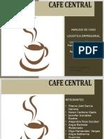 Presentación Caso CAFE CENTRAL