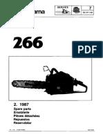 Husqvarna 266 parts list.pdf