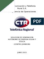 Informe CTR