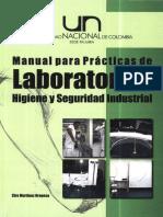 Manual Para Practicas de Laboratorios Higiene y Seguridad Industrial