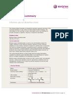 Gps Summary Ethylene Glycol Dimethacrylate