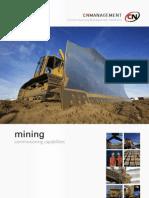 CN AU Mining Capabilities