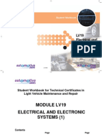LV19 - Electronic and Electrical Systems - Issue 1