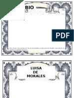 Luisa de Morales Dino Maestras