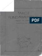 Paul Foster Case - Tarot Fundamentals - 1936.pdf