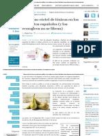 Peligroso Cóctel de Tóxicos en Los Alimentos Españoles (y Los Ecológicos No Se Libran) _ Blog Miguel Jara Medicamentos Salud Industria Farmacéutica