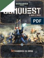 w40k Conquest Introduccion Web