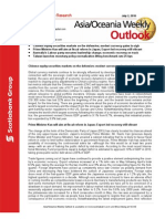 ScotiaBank JUL 02 Asia Oceania Weekly Outlook