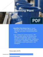 LPG Bottling Plant in UAE