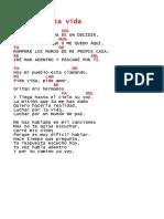 Letras Para El Domingo4 5pdf