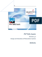 Valentin Software Pvsol Manual-pvsolbasic