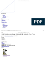 Guía Práctica JavaScript Edición 2012 - Astor de Caso Parra
