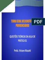 (TEORIA GERAL DOS BENEFÍCIOS PREVIDENCIÁRIOS_prática 01 LFG [Modo de Compatibilidade])