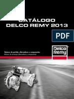 Alternador Moto CatalogoDelcoRemy2013