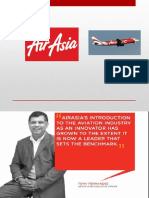 DMB AirAsia Core Competencies Distinctive