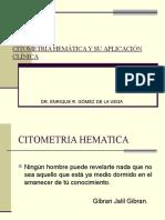 CITOMETRIA HEMATICA 2012.