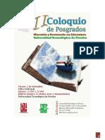 Doctorado en Literatura (UTP), Libro de Resúmenes
