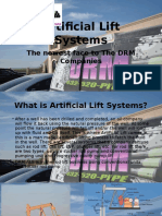 Artificial Lift Systems Power Point Presentation