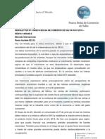 Informe Renta Variable 06-07-2010
