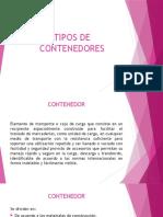 6. Tipos de Contenedores
