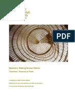Basketry Teachers Resource Pack