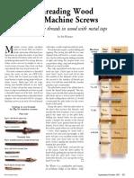 Threading Wood for Machine Screws.pdf