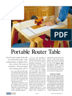 Wood Working Plans - Portable Router Station.pdf