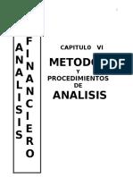 (6) Metodos y Proc. Analisis (III Parte)