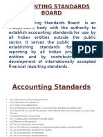 Accounting Standards Board